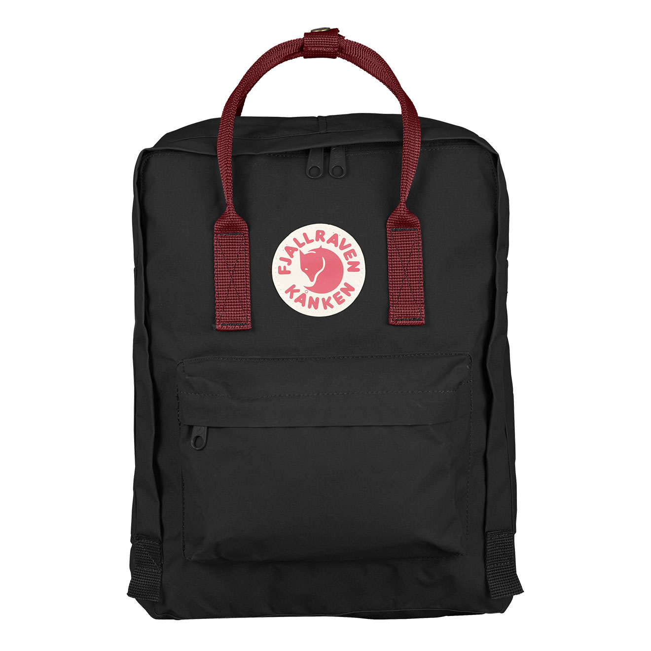 fjallraven kanken classic ox red backpack